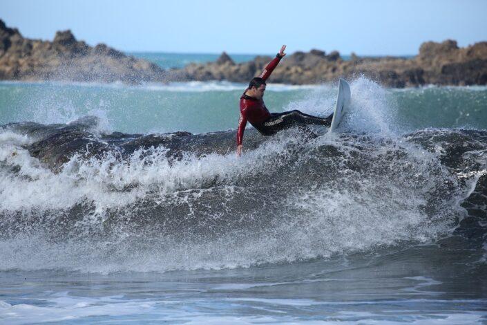 lifestyle photographer belinda brown nz wellington surfing